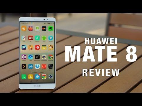 Huawei Mate 8 Review: Big and Beautiful
