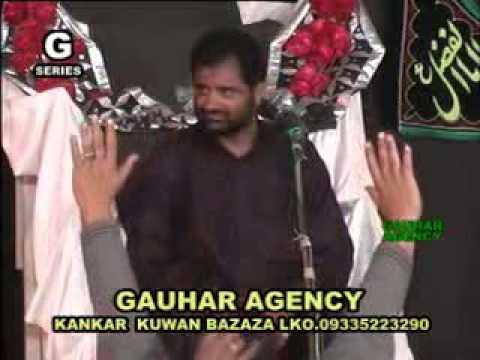 Maulana Karrar Haider Maulai Karbalai Majlis Arbaeen In Lucknow कर्रार हैदर मौलाई  کرِار حیدر مولائی video