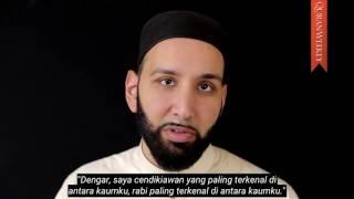 [Subtitle Indonesia] Dari Pendeta Yahudi Menjadi Seorang Sheikh - Omar Suleiman - Quran Weekly