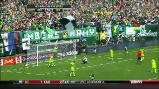 Seattle Sounders vs Portland Timbers Highlights