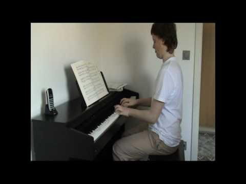 José Ferrer - Spanische Serenade. Klavier