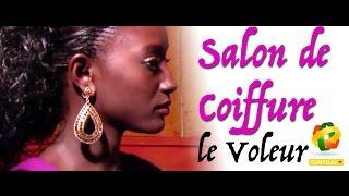 Sketch | Salon de coiffure: Un voleur spécial