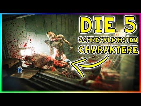 Die 5 SCHRECKLICHSTEN Charaktere aus GTA! | 5 SCHLIMME Charaktere aus der Grand Theft Auto Reihe!