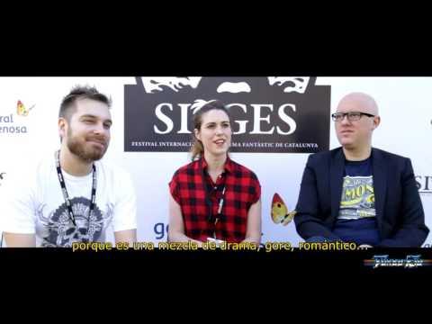 Entrevista A François Simard, Anouk Whissell, Yoann-Karl Whissell Directores De Turbo Kid