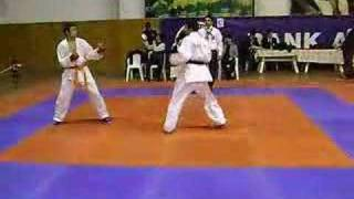 hamido samdan karate do