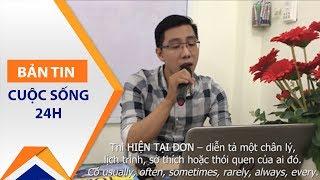 Gặp thầy giáo Bá Đạo dạy tiếng Anh bằng… Bolero | VTC1