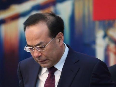 """孙政才被正式立案调查,会有常委级""""老领导""""中招吗?(2017-7-24)"""