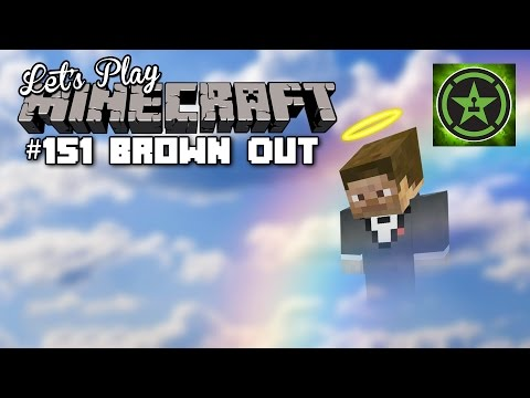 Let's Play Minecraft - Episode 151 - Brown Out
