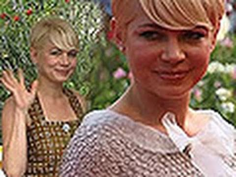 Michelle Williams with new look at Venice Film Festival