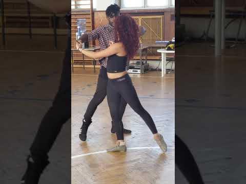Mari & Walter Friday class demo @ PZC2019 ~ Zouk Soul