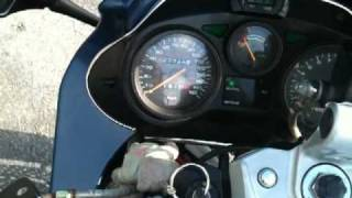 1993 SUZUKI GSX 750 F GSXF 750 Awesome Bike for summer!