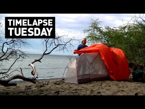 Timelapse Tuesday: DREHOBL'S POLER SET-UP