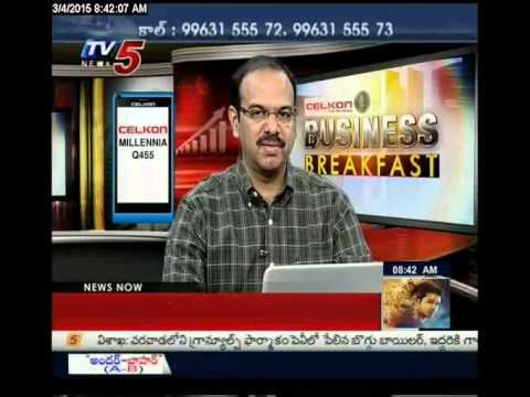 4th March 2015 Tv5 Business Break fast