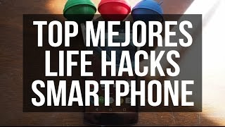 Top Life Hacks Smartphone 2015 | Android