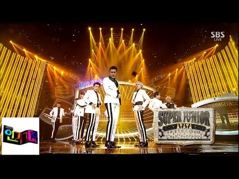 [슈퍼주니어 (super Junior)] Mamacita 인기가요 Inkigayo 140907 video
