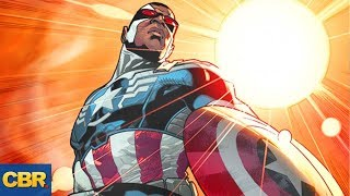 10 Characters Who Have Wielded Captain America's Shield