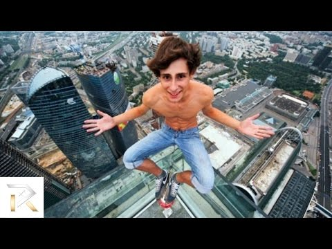 Brave or Stupid? Russian Teen Daredevils