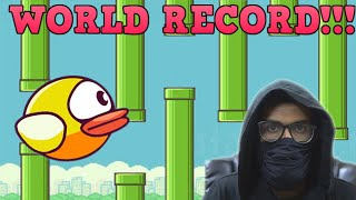 NEW playing Flappy Bird for 1 year (WORLD RECORD!!)