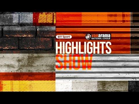 National League Highlights: Match Day Eight | BT Sport