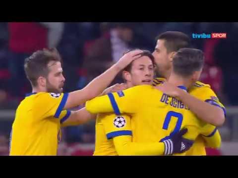 Olympiacos 0-2 Juventus | UEFA Şampiyonlar Ligi Maç Özeti
