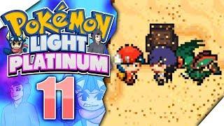 DIE ENDLOSE WÜSTE! Pokémon Light Platinum Co-Op #11