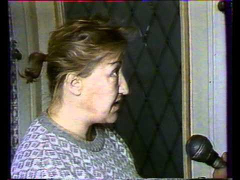 Пожар в троллейбусе на Дмитровском ш. (июль 1993)