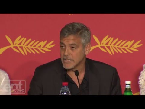 "George Clooney ""Their Will Never Be A President Donald Trump"""