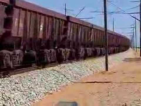 Sishen Saldana Train
