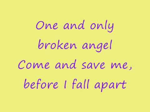 Arash ft. Helena - Broken Angel Lyrics