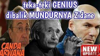 JENIUS.! Alasan Zidane Mengundurkan Diri Terungkap