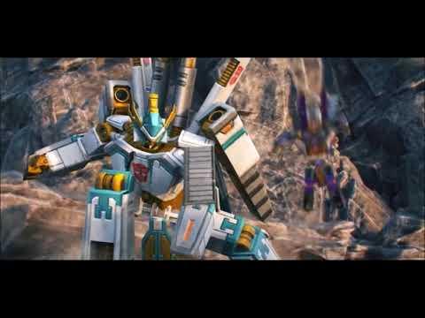 SENTIUS MAGNUS vs SENTIUS MALUS - Transformers Earth Wars (new bots)