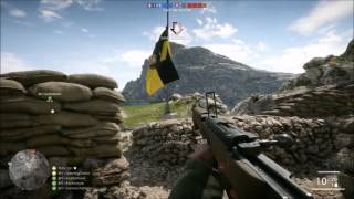 Battlefield 1 - Operations Gameplay on Iron Walls [Gaming Trend]