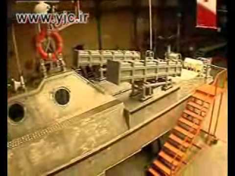 Iran Zulfiqar and Serag Fast Speed Boat/vessel Product Line 03