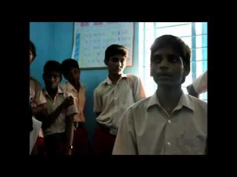 Jj government higher secondary school students talk to solarillion