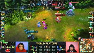 SeekTheGameTV: M5 vs TPA [2nd Game] S2 Semi-Finals