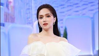 Khoảng khắc đăng quang Hoa Hậu của Hương Giang Idol tại Miss International Queen 2018