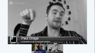 Paul Drage talking IT from (He's not as dull as you'd think)