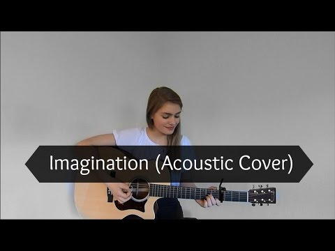 Shawn Mendes - Imagination (Acoustic Cover)