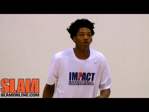 Elfrid Payton 2014 NBA Draft Workout Orlando Magic #10 Pick 2014 NBA Draft
