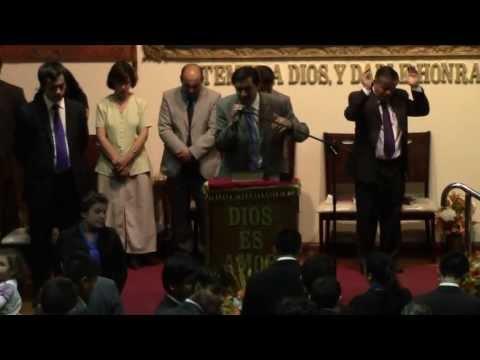 Reunión de la Juventud de la Catedral Evangélica de Chile en Clase La Estrella 2013