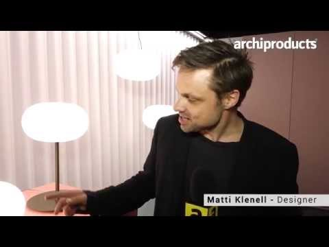 FONTANAARTE | Matti Klenell | Archiproducts Design Selection - Salone del Mobile Milano 2015