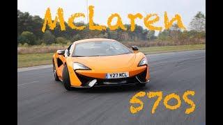 McLaren 570S // Contidrom Hot Lap Onboard