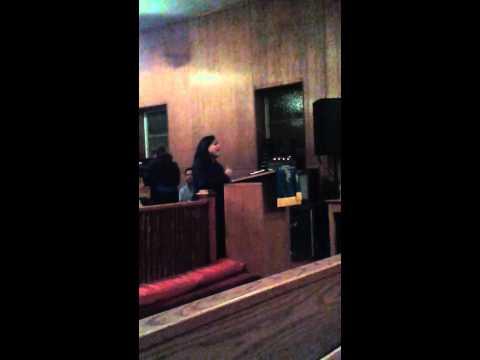 Testimonio1 Hna Thelma Rodriguez Iglesia Shalomir