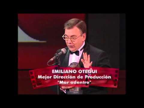 Emiliano Otegui gana el Goya a Mejor Dirección de Producción 2005