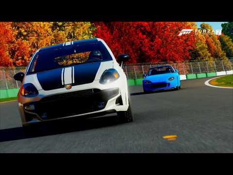Forza Motorsports 7-Abarth Motors Collection (013 Abarth Punta SuperSport)