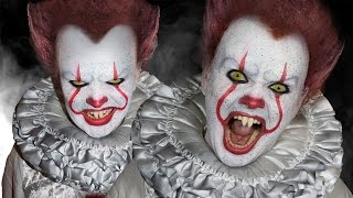IT Pennywise 2017 - Makeup Tutorial!