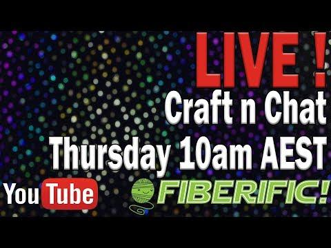 Live! Craft n Chat  - Get Hookin' Again