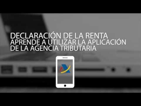 Declaración de la Renta 2017: aprende a utlizar la app de la Agencia Tributaria