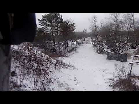 Woods Where the Frustrations Continue - Last Game of the Year 2013 (High Velocity Paintball)