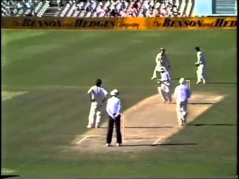 Sunil Gavaskar 172 vs Australia SCG 1985/86